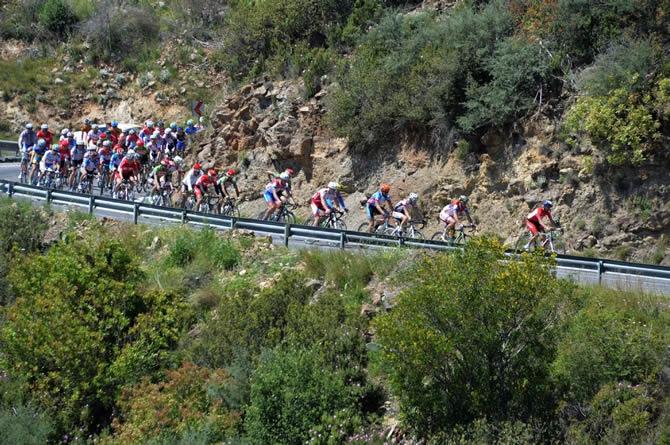Mersin Uluslararası Bisiklet Turu'na Anamur'dan start verildi galerisi resim 10