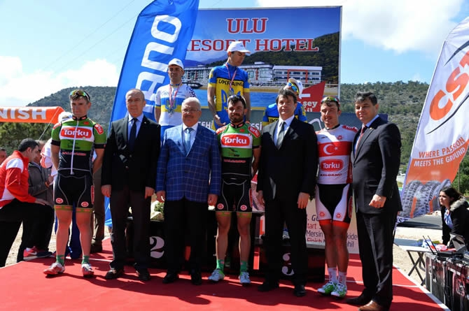 Mersin Uluslararası Bisiklet Turu'na Anamur'dan start verildi galerisi resim 2