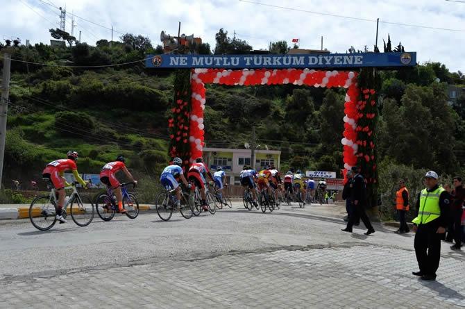 Mersin Uluslararası Bisiklet Turu'na Anamur'dan start verildi galerisi resim 8