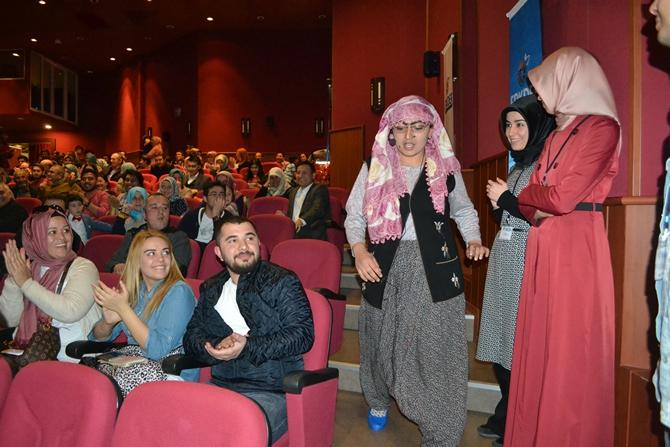 Erdemli Kültür Düşünce ve Gelişim Derneği Etkinliği 12 Nisan 2015 galerisi resim 115