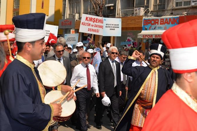 2. Mersin Kültürler Festivali coşkulu bir törenle başladı galerisi resim 14