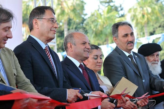 2. Mersin Kültürler Festivali coşkulu bir törenle başladı galerisi resim 16