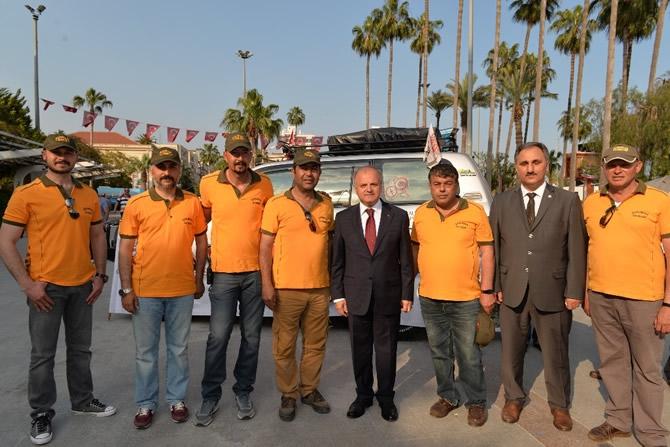 2. Mersin Kültürler Festivali coşkulu bir törenle başladı galerisi resim 24