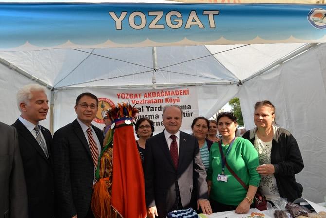 2. Mersin Kültürler Festivali coşkulu bir törenle başladı galerisi resim 25