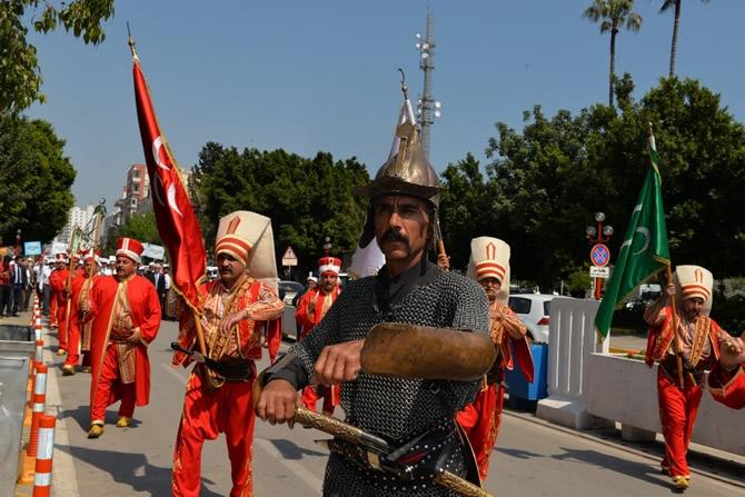 2. Mersin Kültürler Festivali coşkulu bir törenle başladı galerisi resim 27