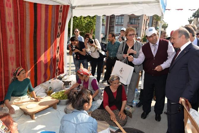 2. Mersin Kültürler Festivali coşkulu bir törenle başladı galerisi resim 7