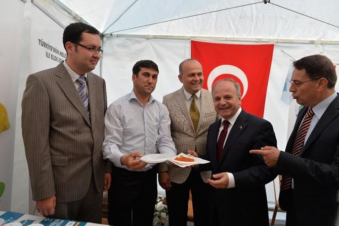 2. Mersin Kültürler Festivali coşkulu bir törenle başladı galerisi resim 9