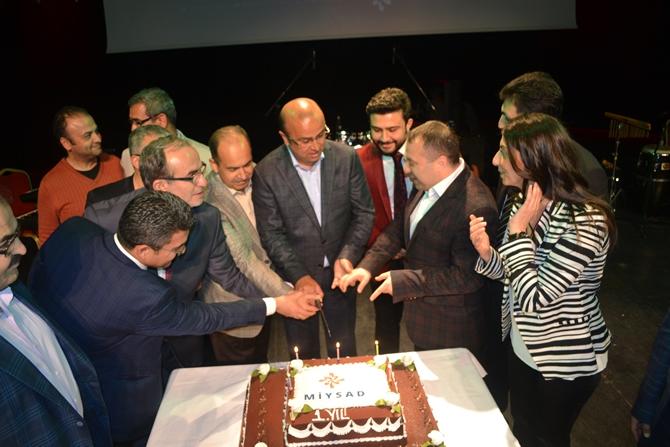 MİYSAD 1. Yılını Mersinli Yıldızlar ile kutladı galerisi resim 30