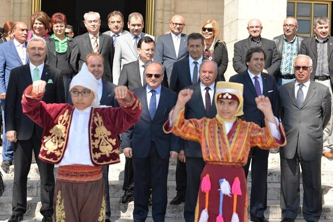 Mersin'de Nevruz Bayramı coşkuyla kutlandı galerisi resim 4