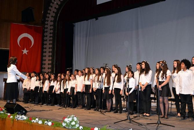 Mersin'de Nevruz Bayramı coşkuyla kutlandı galerisi resim 5