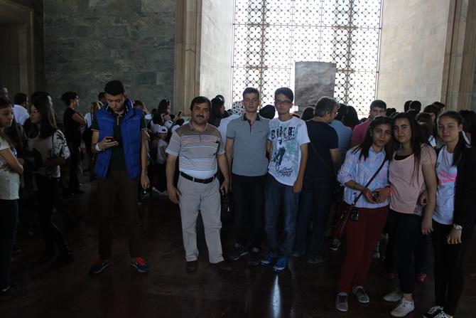 Şehit İbrahim Armut Fen Lisesi, üniversiteleri tanıdı galerisi resim 9