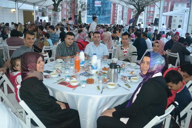 İstanbul'daki Mersinliler, MİYSAD İftarı'nda buluştu galerisi resim 4