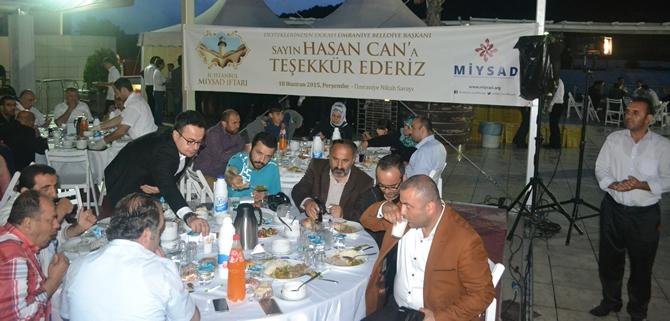 İstanbul'daki Mersinliler, MİYSAD İftarı'nda buluştu galerisi resim 43