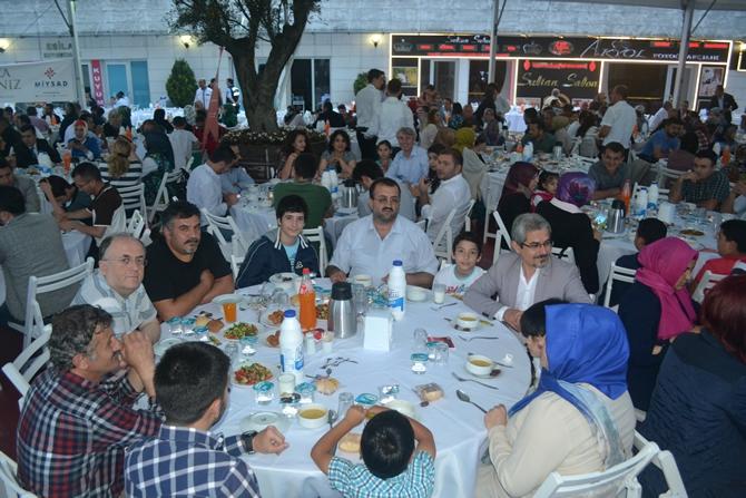 İstanbul'daki Mersinliler, MİYSAD İftarı'nda buluştu galerisi resim 5