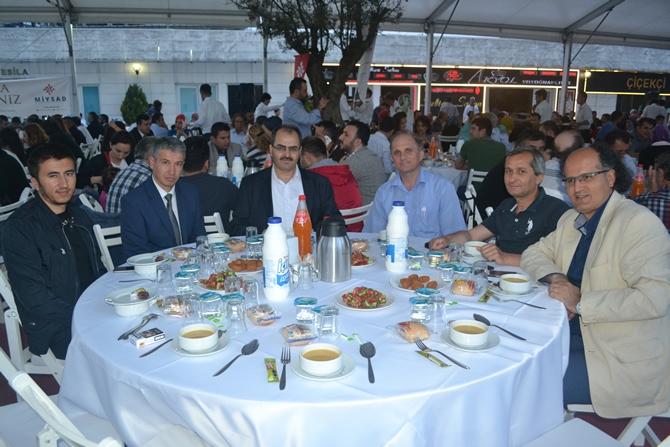 İstanbul'daki Mersinliler, MİYSAD İftarı'nda buluştu galerisi resim 6