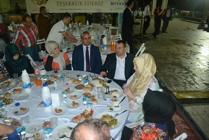İstanbul'daki Mersinliler, MİYSAD İftarı'nda buluştu galerisi resim 65