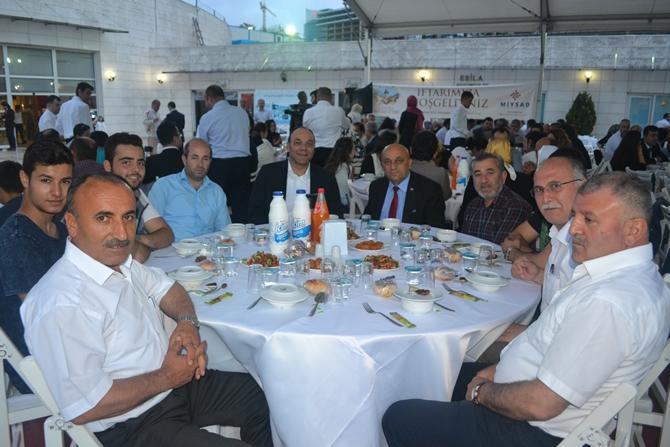 İstanbul'daki Mersinliler, MİYSAD İftarı'nda buluştu galerisi resim 7