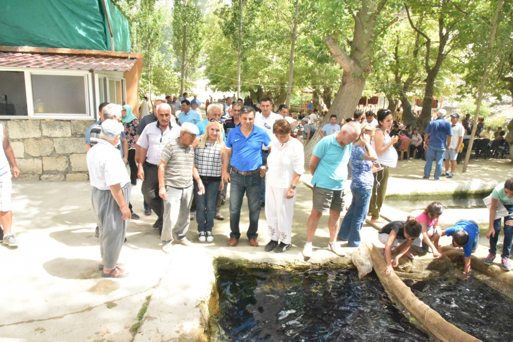 Kükürlüler'den muhteşem Dereköy gezisi galerisi resim 11