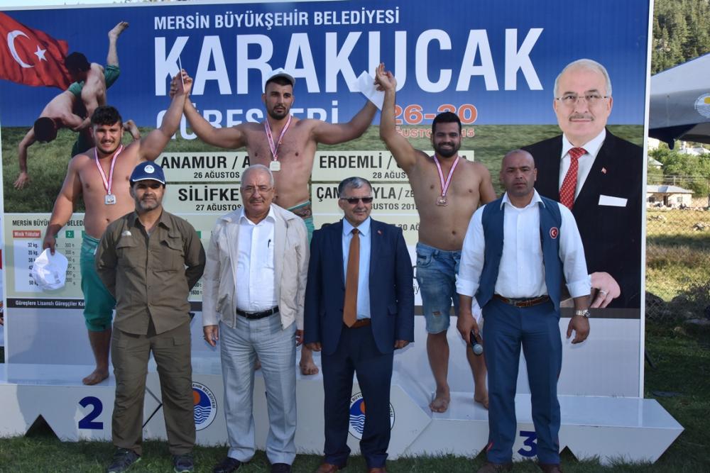 Karakucak Güreşleri Abanoz Yaylası'nda başladı galerisi resim 31