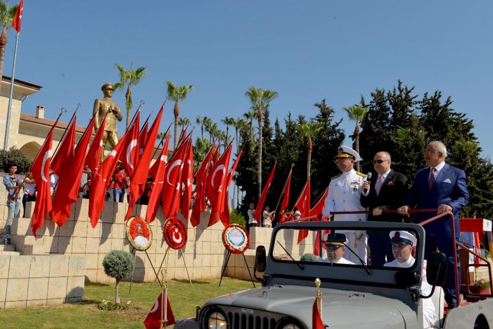 Mersin'de 30 Ağustos Zafer Bayramı coşkusu galerisi resim 15