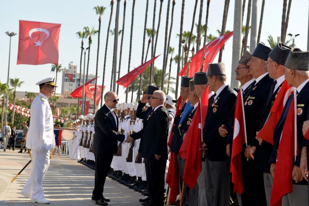 Mersin'de 30 Ağustos Zafer Bayramı coşkusu galerisi resim 18