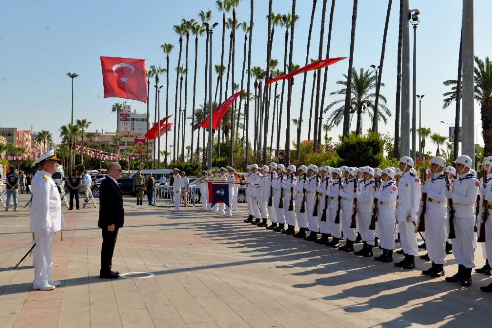 Mersin'de 30 Ağustos Zafer Bayramı coşkusu galerisi resim 26