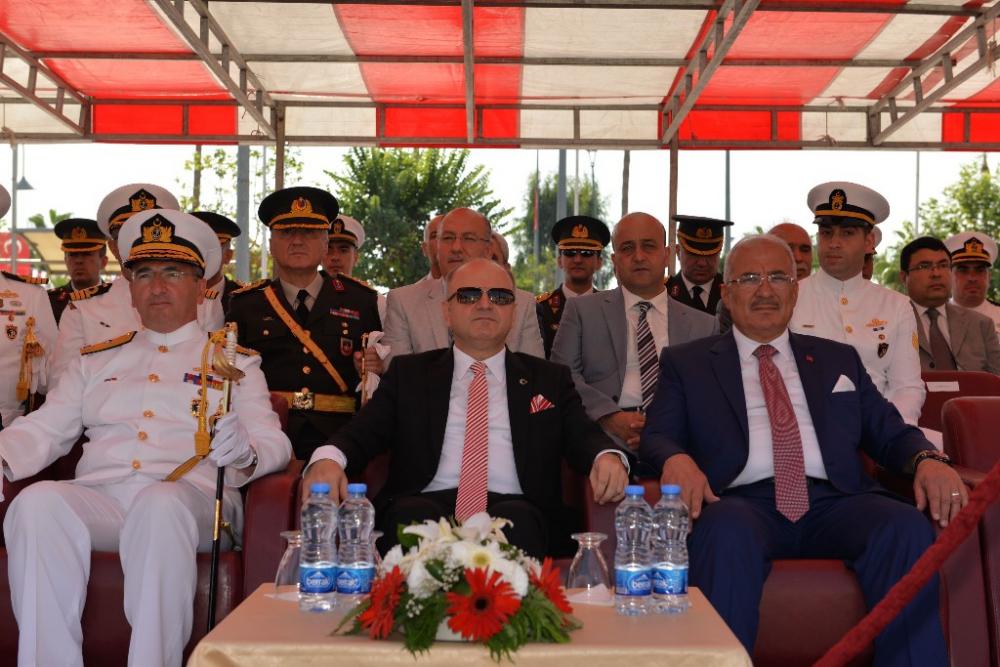 Mersin'de 30 Ağustos Zafer Bayramı coşkusu galerisi resim 4