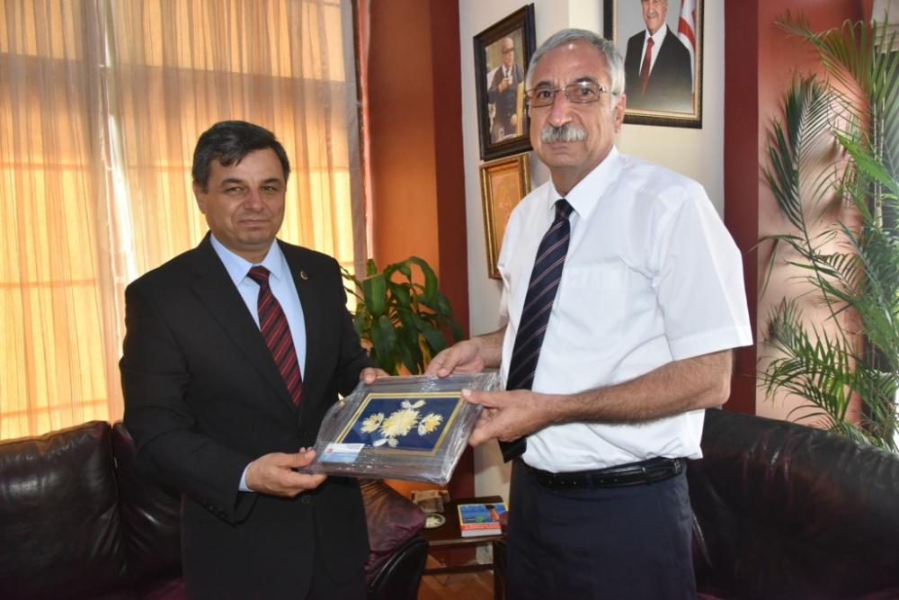 Başkan Türe, Girne 14. Zeytin Festivali'ne katıldı galerisi resim 13