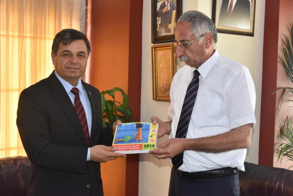 Başkan Türe, Girne 14. Zeytin Festivali'ne katıldı galerisi resim 14