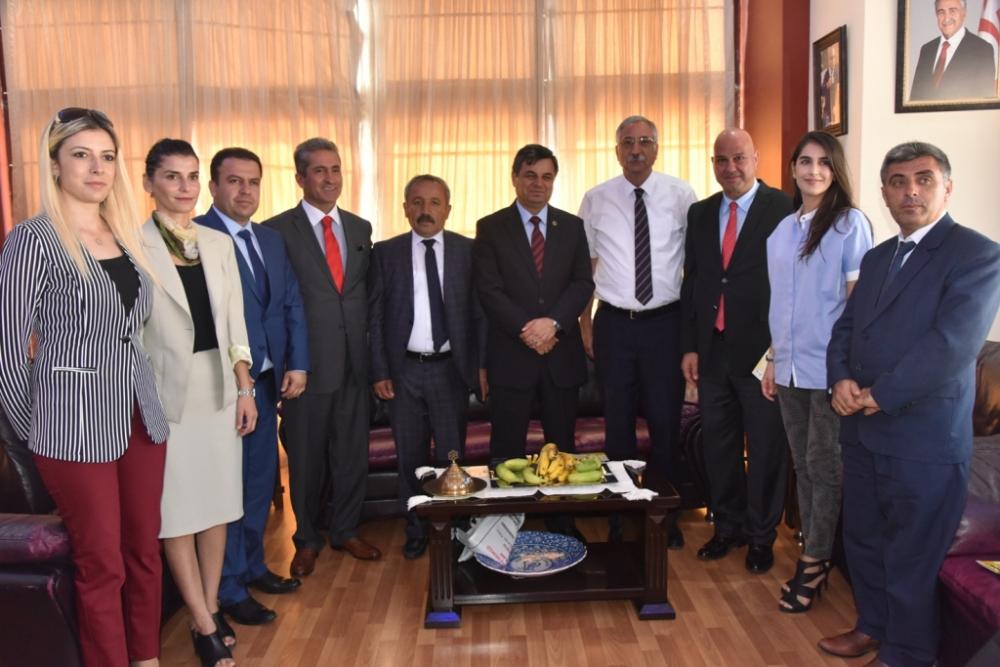 Başkan Türe, Girne 14. Zeytin Festivali'ne katıldı galerisi resim 16
