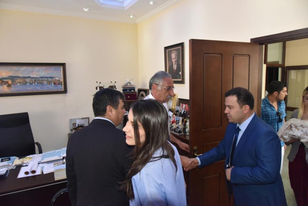 Başkan Türe, Girne 14. Zeytin Festivali'ne katıldı galerisi resim 2