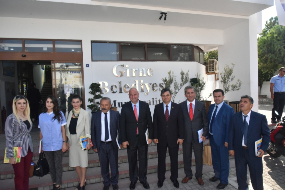 Başkan Türe, Girne 14. Zeytin Festivali'ne katıldı galerisi resim 20
