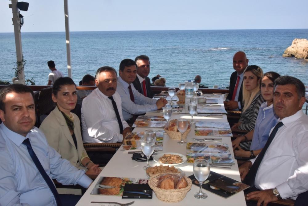 Başkan Türe, Girne 14. Zeytin Festivali'ne katıldı galerisi resim 21