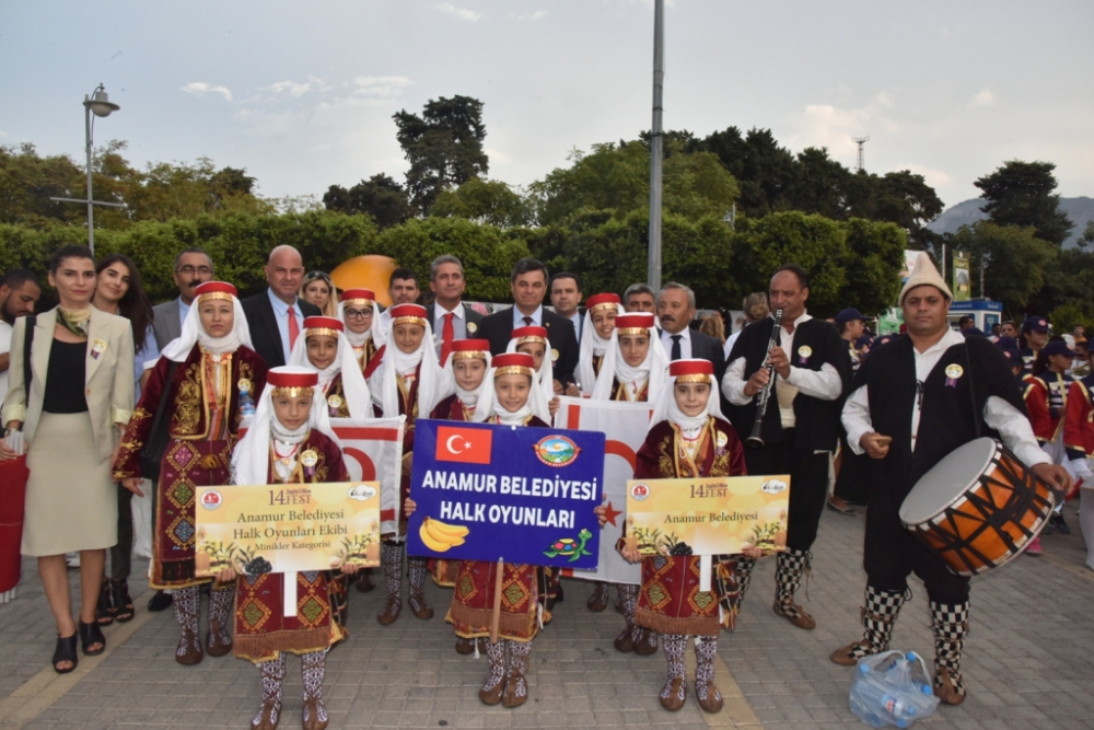 Başkan Türe, Girne 14. Zeytin Festivali'ne katıldı galerisi resim 23