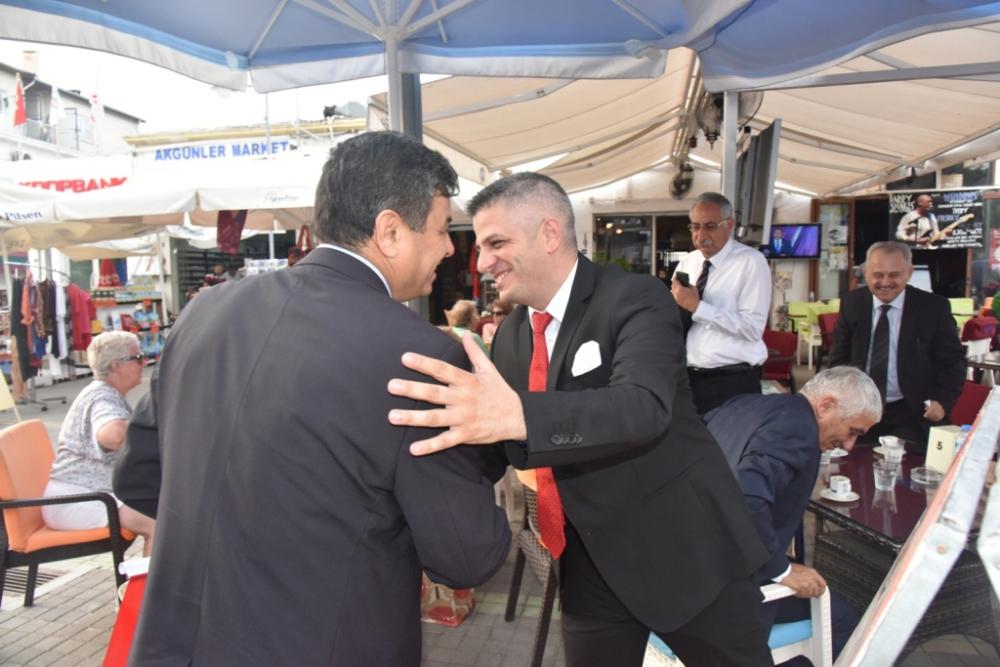 Başkan Türe, Girne 14. Zeytin Festivali'ne katıldı galerisi resim 24