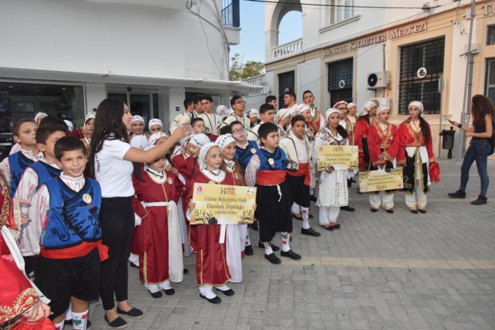 Başkan Türe, Girne 14. Zeytin Festivali'ne katıldı galerisi resim 25