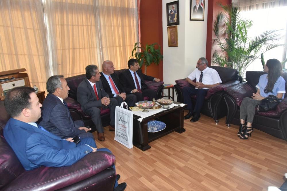 Başkan Türe, Girne 14. Zeytin Festivali'ne katıldı galerisi resim 3