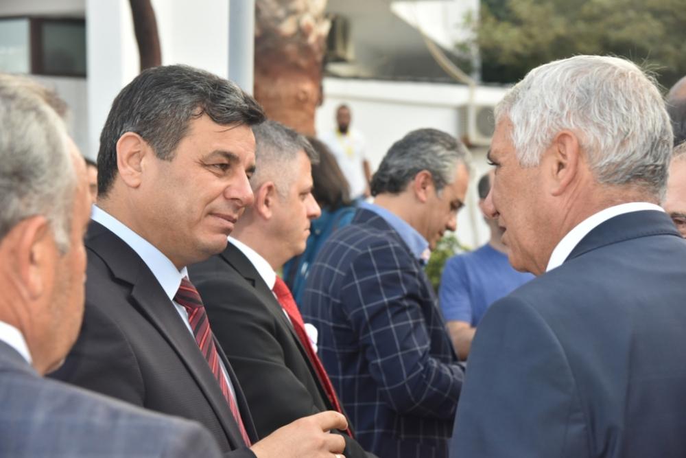 Başkan Türe, Girne 14. Zeytin Festivali'ne katıldı galerisi resim 30