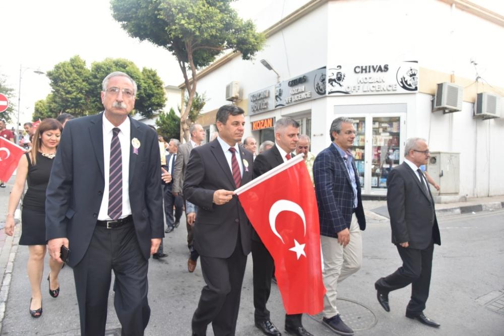 Başkan Türe, Girne 14. Zeytin Festivali'ne katıldı galerisi resim 32