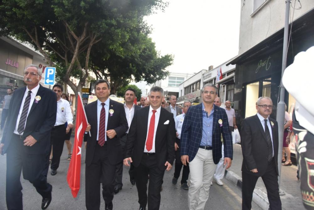 Başkan Türe, Girne 14. Zeytin Festivali'ne katıldı galerisi resim 33