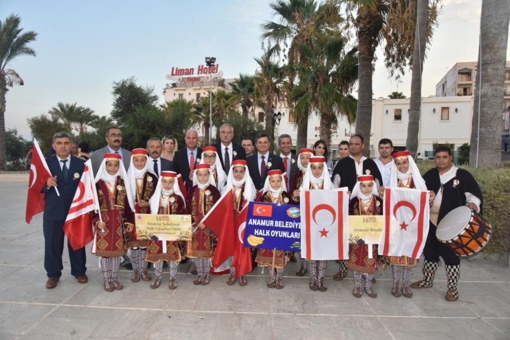 Başkan Türe, Girne 14. Zeytin Festivali'ne katıldı galerisi resim 35