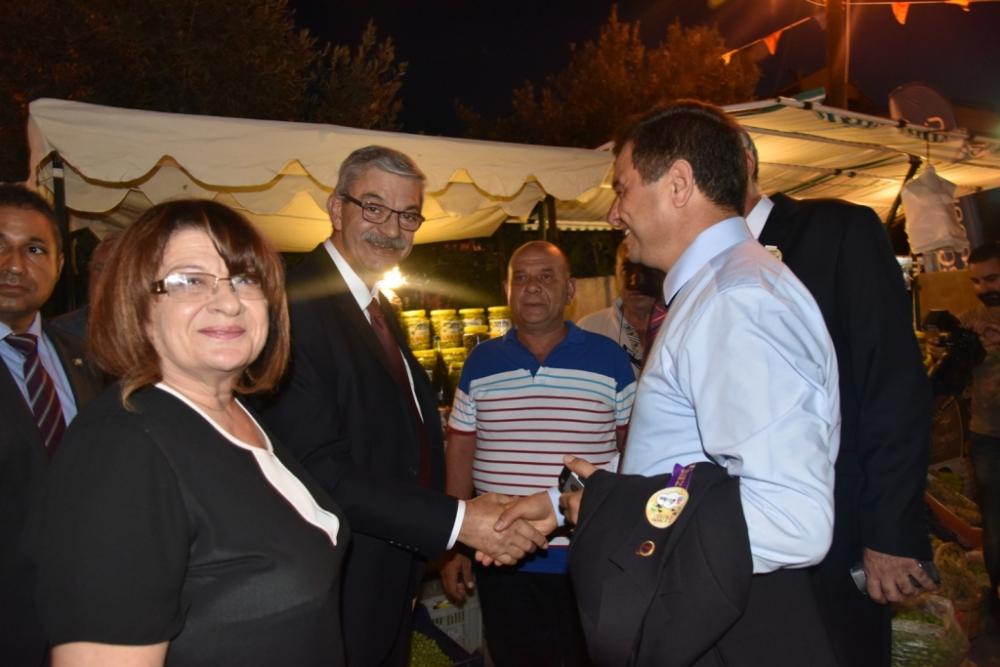 Başkan Türe, Girne 14. Zeytin Festivali'ne katıldı galerisi resim 43