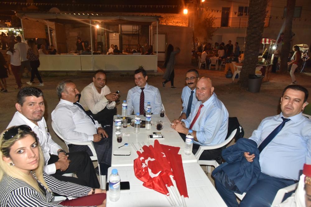 Başkan Türe, Girne 14. Zeytin Festivali'ne katıldı galerisi resim 46