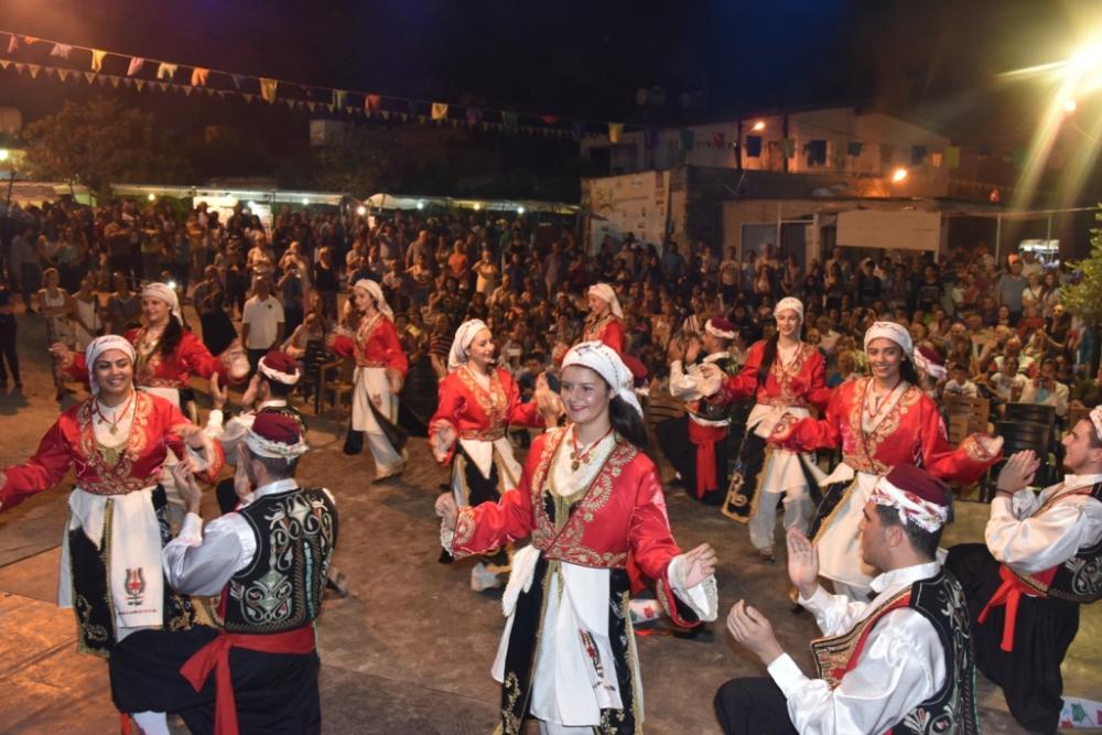 Başkan Türe, Girne 14. Zeytin Festivali'ne katıldı galerisi resim 48