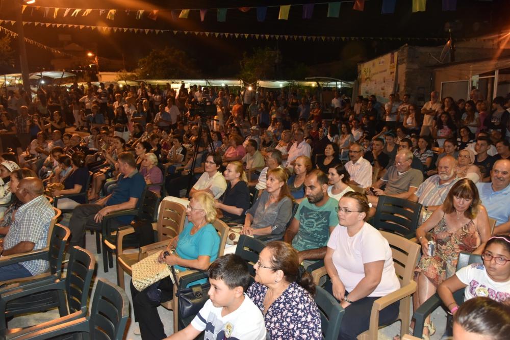 Başkan Türe, Girne 14. Zeytin Festivali'ne katıldı galerisi resim 49