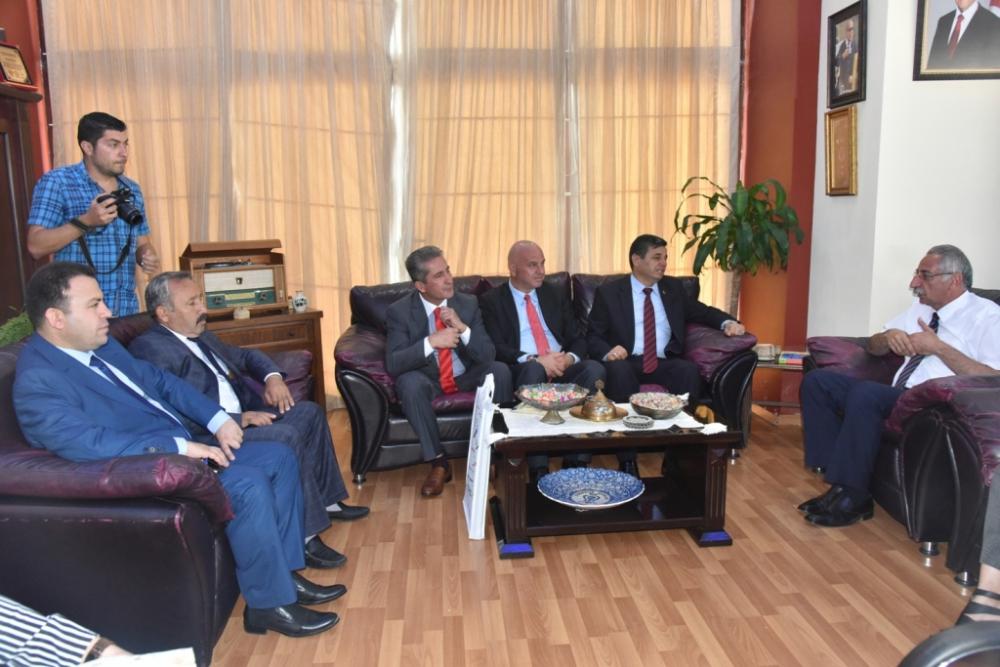 Başkan Türe, Girne 14. Zeytin Festivali'ne katıldı galerisi resim 5