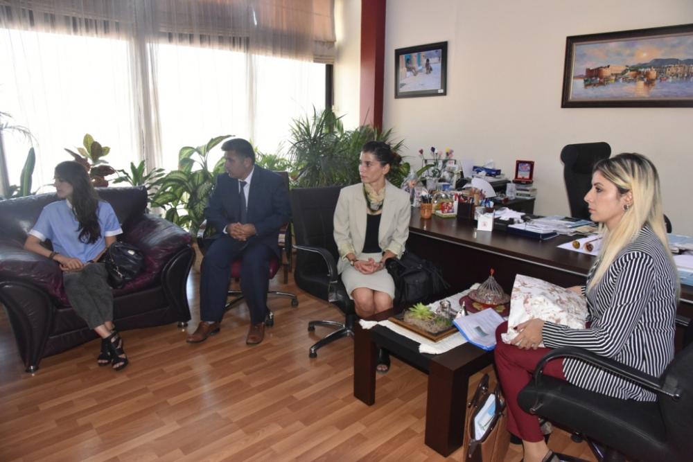 Başkan Türe, Girne 14. Zeytin Festivali'ne katıldı galerisi resim 6