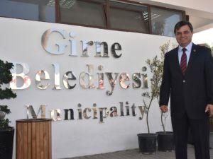 Başkan Türe, Girne 14. Zeytin Festivali'ne katıldı