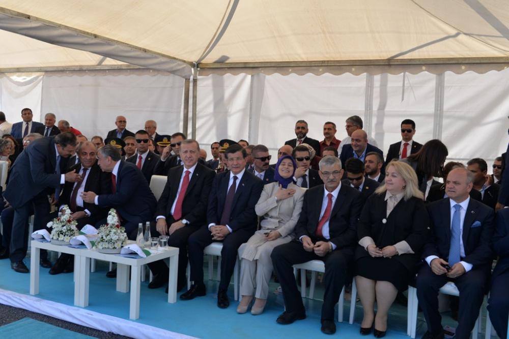 Anamur'dan KKTC'ye Su Temin Projesi açılışı yapıldı galerisi resim 13