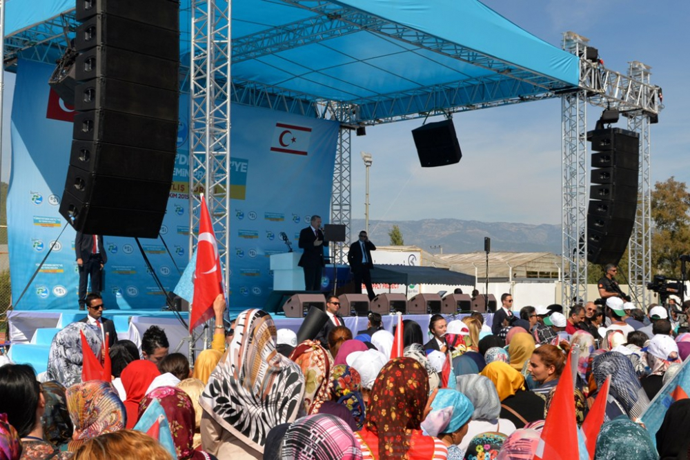 Anamur'dan KKTC'ye Su Temin Projesi açılışı yapıldı galerisi resim 19